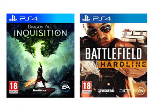 """Media Markt - Die """"8 bis 8"""" Nacht - Battlefield Hardline / Dragon Age Inquisition für 17€"""