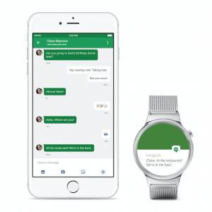 (Tech-News) Android Wear für iOS - Google Smartwatches nun auch iPhone kompatibel