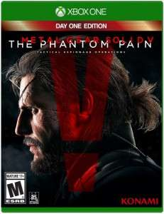 Metal Gear Solid V: The Phantom Pain [Xbox One] für 43,54€ @Simplygames | Ersparnis 27%