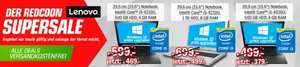Redcoon Supersale am 3. September 2015 – Lenovo Z50-70 15,6 Zoll Notebooks ab 379€