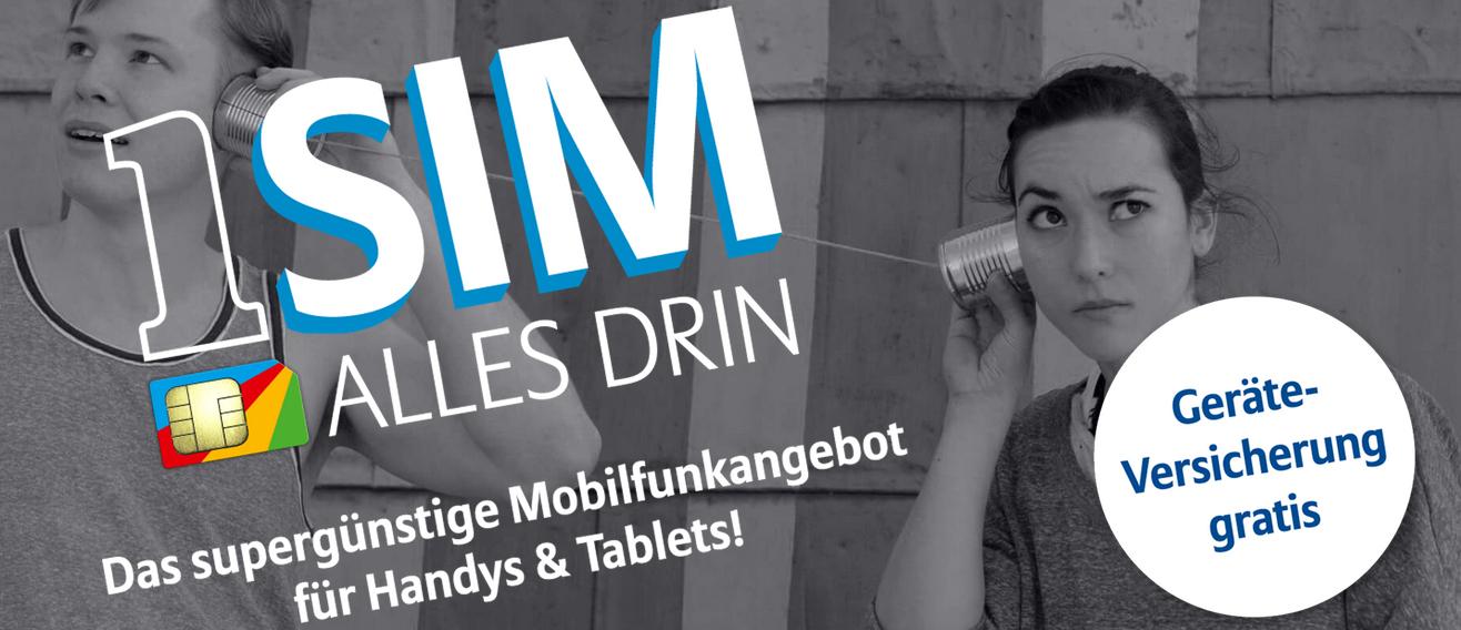 """Allianz Sim"" - neuer Mobilfunkanbieter inkl Versicherung"