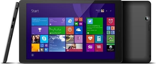 Amazon: Odys Wintab Gen 8 - 8 Zoll Tablet-PC mit 16GB Speicher für 69€
