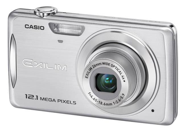 12 Megapixel Kamera Casio EXILIM EX-Z280 für 129€ und Western Digital 1,5TB Festplatte für 96€