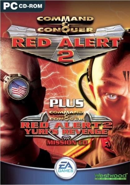 Origin: Command & Conquer Alarmstufe Rot 2 und Yuris Rache komplett kostenlos!
