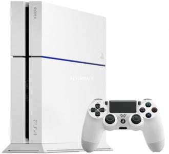 Playstation 4 (neues Modell) in weiß um 336,90 € inkl Versand