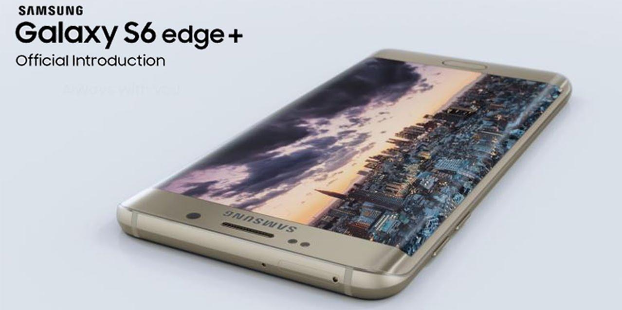 Amazon: Samsung S6 Edge+ Plus um 699 € - 7% sparen