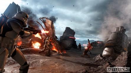 [INFO] Star Wars Battlefront Beta ( PC/ PS4 Xbox One) ohne Registrierung spielen ( bis 13. Oktober:)