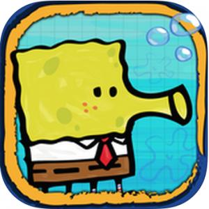 [iOS] Doodle Jump SpongeBob Schwammkopf [GRATIS] @iTunes