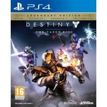 [Rakuten.co.uk] Destiny - König der Besessenen Legendary Edition (PS4) für 26,46€ - 42% sparen