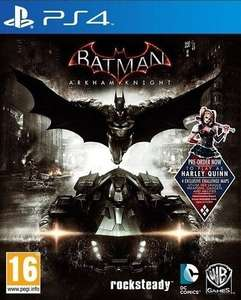 Libro: Batman: Arkham Knight (PS4 / Xbox One) für 29,99€