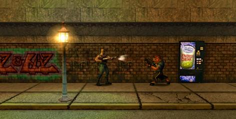 """(Top) """"Duke Nukem: Manhattan Project"""" kostenlos für iOS - 1,99 € sparen"""