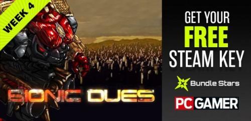 PCGamer: Bionic Dues (Steam) komplett kostenlos!