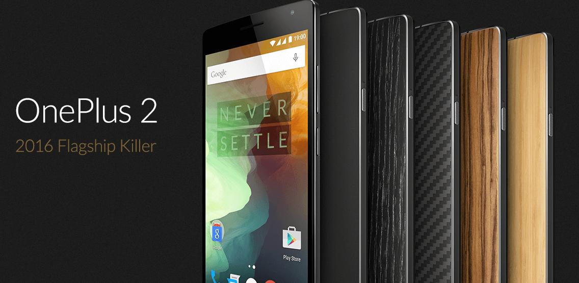 """(News - schnell!) """"OnePlus 2"""" ohne Invite bestellen - nur heute 12.10.2015 - 12-13 Uhr"""