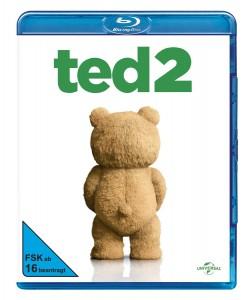 Libro: Ted 2 (Blu-ray) Vorbestellung für 9,99€