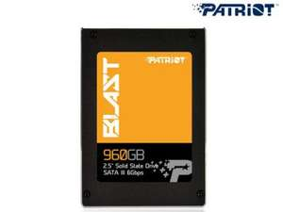 iBood: Patriot Blast 960GB interne SSD (R: 560 / W: 540) für 285,90€