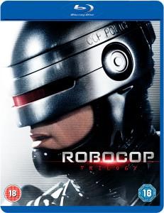 [Zavvi] Robocop Trilogie mit Robocop Remastered Blu-ray für 9,55€