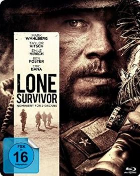 [alphamovies] Lone Survivor Steelbookedition - 19% Ersparnis