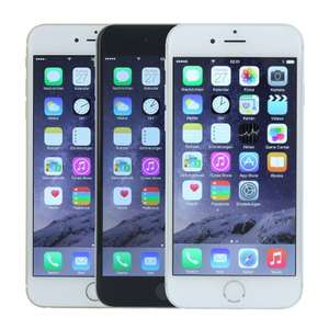 eBay: Apple iPhone 6 (128GB) für 599€