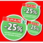 -25% bei Spar in Wien
