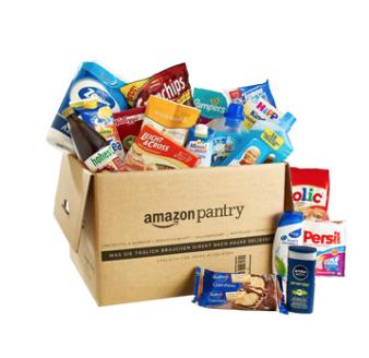 [AMAZON PRIME] Amazon Pantry jetzt auch in Österreich | Information & PVG