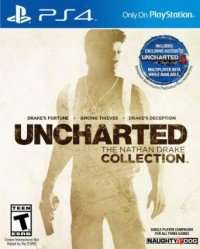 [CDKeys][US PSN Code] Uncharted: The Nathan Drake Collection (PS4) für 24,68€ - 54% sparen