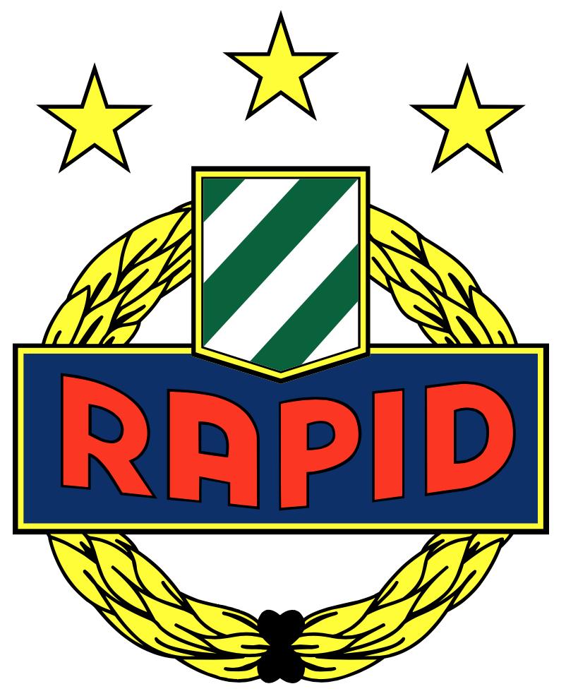 """Gratis """"SK Rapid Wien"""" Fan-Schal - beim Happel Stadion abholen - am 25.10.2015"""