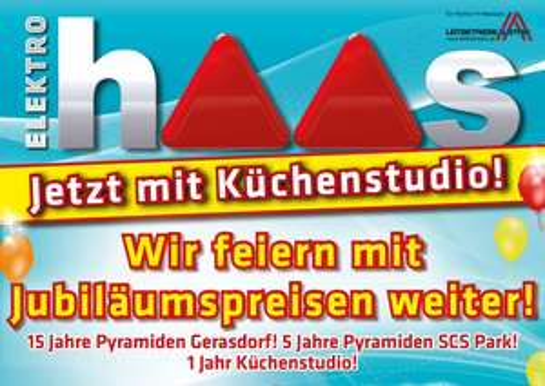 Elektro Haas Jubiläum mit neuen Angeboten! - nur bis zum 1. November