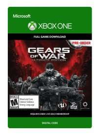 Gears of War: Ultimate Edition Xbox One (digital) für 8,73€ - Ersparnis: 63%