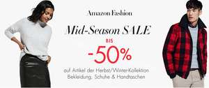 Amazon Fashion Mid-Season Sale bis -50%