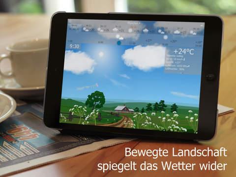 """""""YoWindow-Wetter"""" kostenlos für iOS - 2,99 € sparen"""
