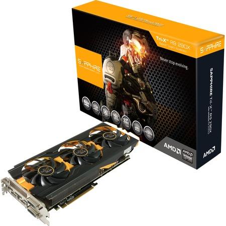 Sapphire Radeon R9 290X Tri-X OC UEFI 8192MB GDDR5