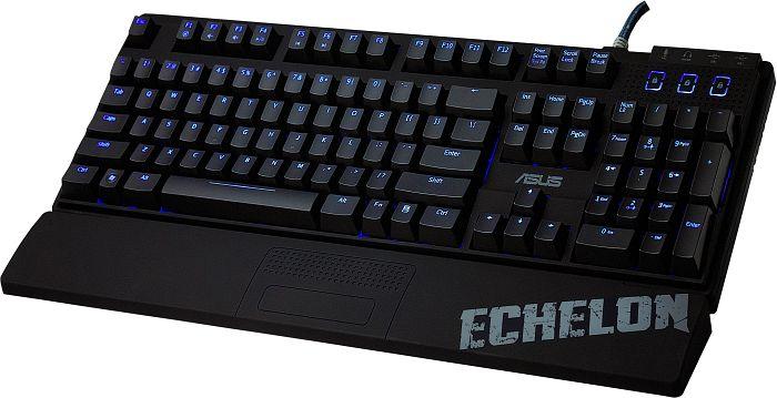 [Mediamarkt.at 20-8 Uhr] ASUS Echelon mechanische Tastatur für 77€ - 30% Ersparnis