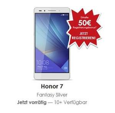 Huawei Honor Smartphones -30€/-50€/-100€