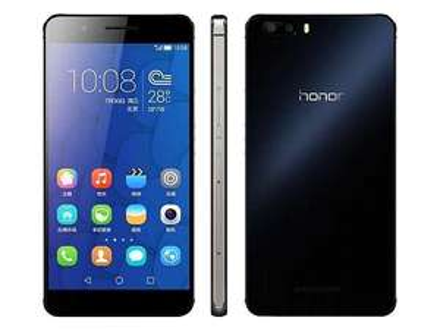 Amazon: Huawei Honor 6 Plus (5,5 Zoll / 32GB Speicher) für 296,26€