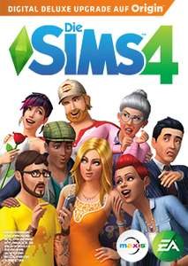 Origin: Die Sims 4 Digital Deluxe - Upgrade Pack komplett kostenlos!