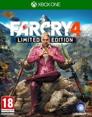 Far Cry 4: Limited Edition (FSK 18 PEGI) für die Xbox One für 13,52€ (Gameseek)