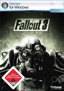 [Amazon] Fallout 3 Steam Code - 53% Ersparnis
