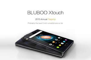 BLUBOO Xtouch Android 5.1 4G Smartphone Mittwochsdeal