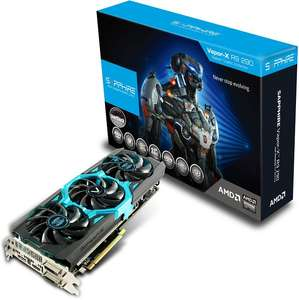 Sapphire R9 290 Vapor-X 4G bei Amazon Warehouse Deals für 231,94 €