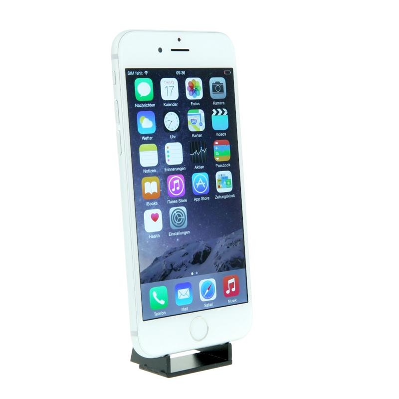 iPhone 6 (16 GB, silber, refurbished) um 405 € inkl Versand - bis zu 26% sparen