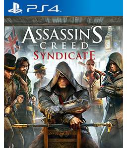 Assassin's Creed Syndicate [ Standard Edition](PS4) für 39,99 Euro