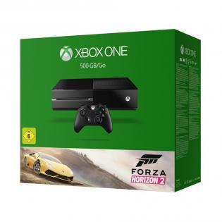 [Redcoon] Microsoft Xbox One 500GB + Forza: Horizon 2 für 279,-€ Versandkostenfrei