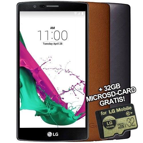 [EbayWOW]LG G4 H815 32GB + 32GB MicroSD-Card GRATIS