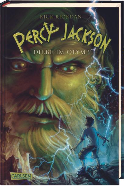 Ebook gratis downloaden: Percy Jackson – Diebe im Olymp