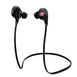 [Amazon Blitz]Mpow Swift Bluetooth 4.0 Wireless Schweißfänger Sport Stereo In-Ear-Kopfhörer mit AptX Technologie (ROSA) nur 18,99€