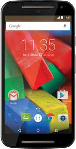 [Amazon Blitz] Motorola Moto G 2. Generation Smartphone (5 Zoll (12,7 cm) Touch-Display, 8 GB Speicher, Android 5.0) um 139€