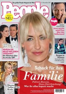 7 Ausgaben People + Knirps Regenschirm (Wert 30€) für 9,50€ bei bauer-plus.de