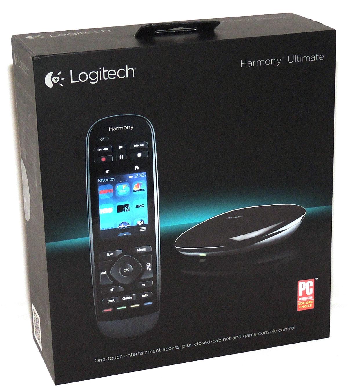 Logitech Harmony Ultimate Fernbedienung um 136 € - 32% sparen