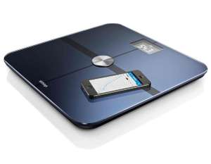 Amazon: Withings WS-50 Smart Body Analyzer, schwarz um 110,99 €
