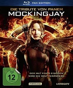 [Amazon.de] Tribute von Panem Filme ( BD, DVD) mit bis zu 25% Ersparnis